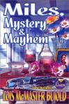 cover image for Miles Mystery and Mayhem